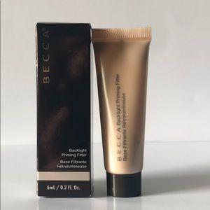 5 FOR $25! BECCA Backlight Priming Face Filter